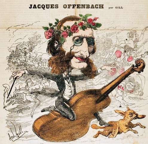 Marriage by Lantern-Light by Jacques Offenbach